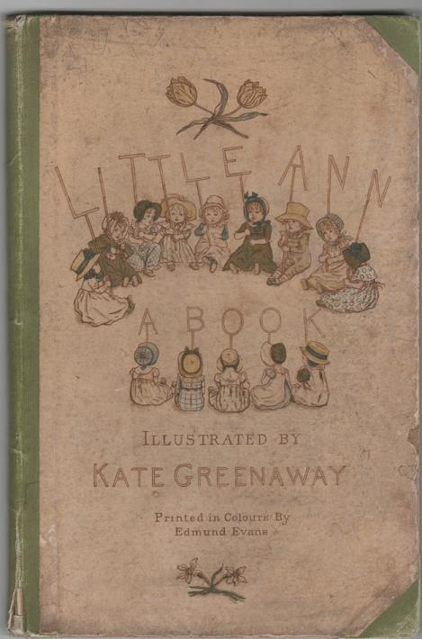 Image for Little Ann and Other Poems