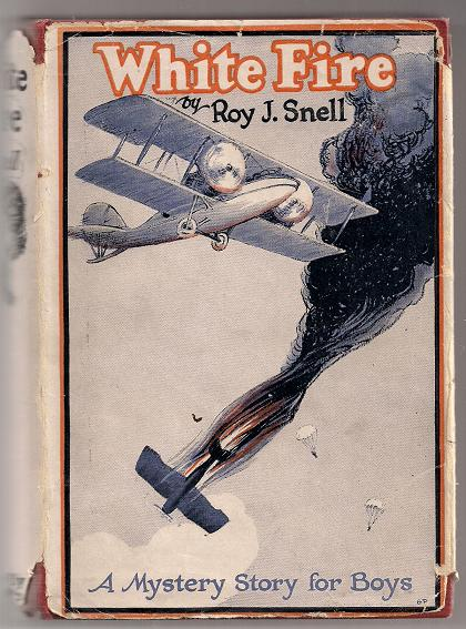 Image for White Fire Mystery Stories For Boys