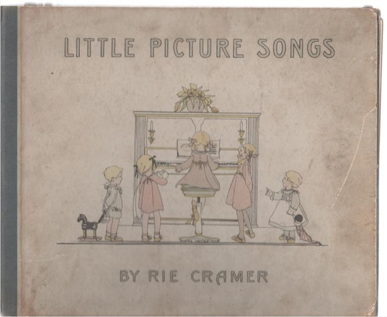 Image for Little Picture Songs