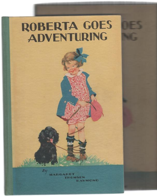Image for Roberta Goes Adventuring