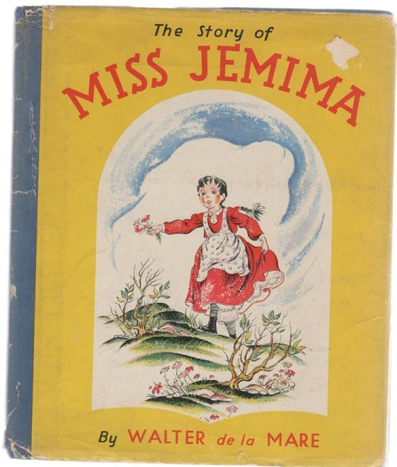 Image for The Story of Miss Jemima