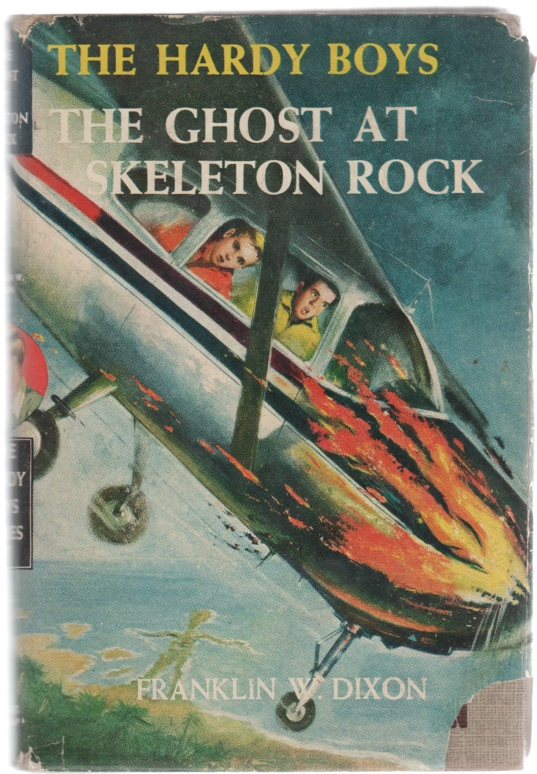 Image for The Ghost at Skeleton Rock