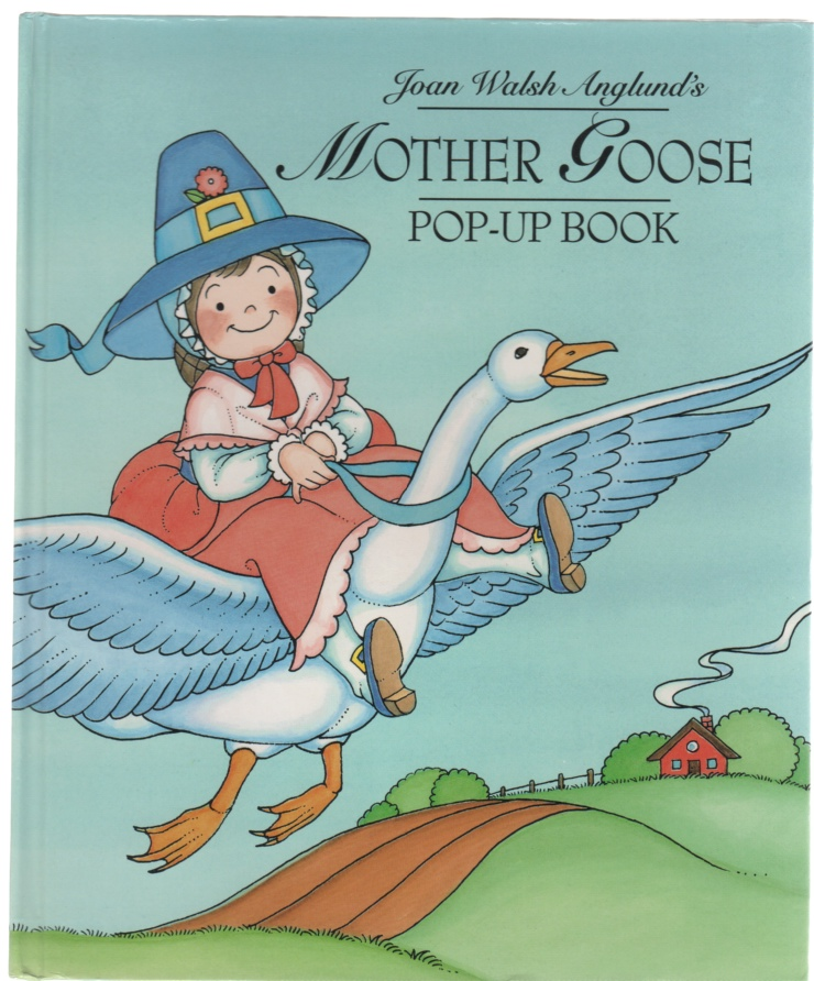 Image for Joan Walsh Anglund's Mother Goose Pop-Up Book