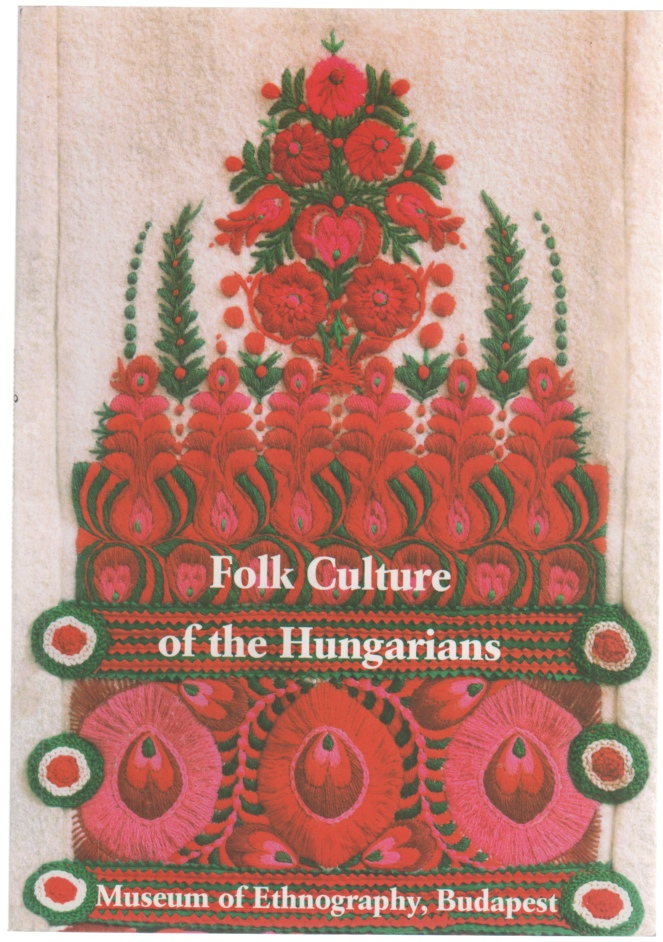 Image for Folk Culture of the Hungarians