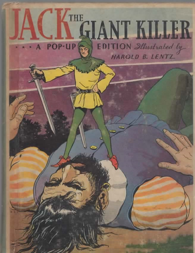 Image for Jack the Giant Killer with Pop-Up Illustrations In Color