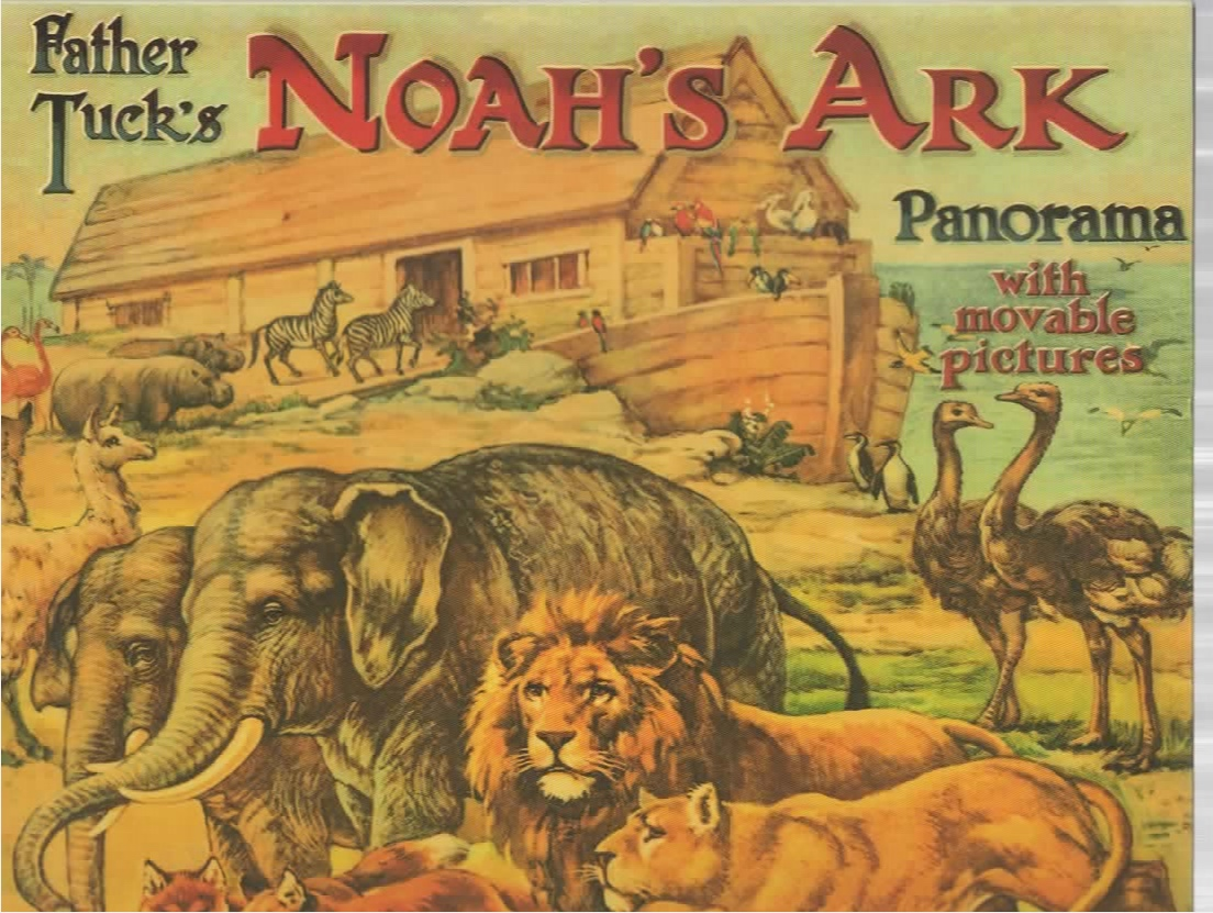 Image for Father Tuck's Noah's Ark Panorama with movable pictures