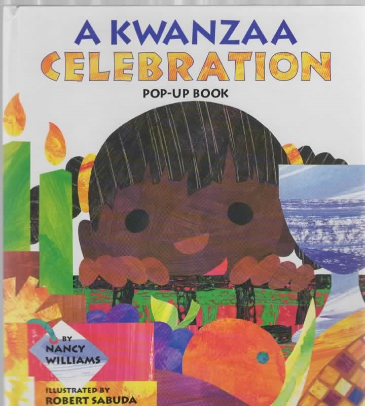 Image for A Kwanzaa Celebration Pop-Up Book