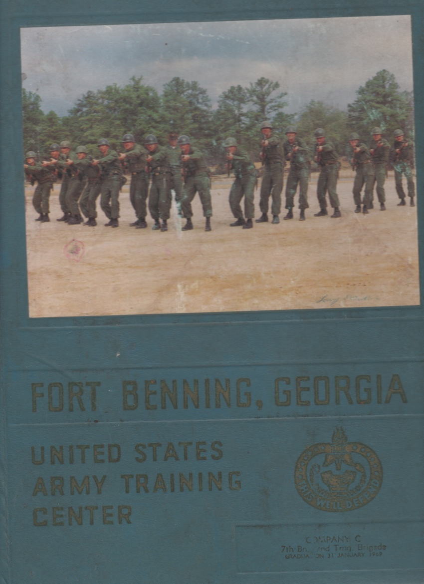 Image for U. S. Army Infantry Center Fort Benning, Georgia