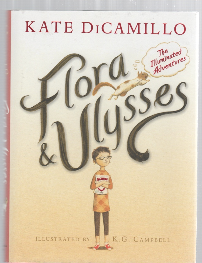 Image for Flora & Ulysses The Illuminated Adventures