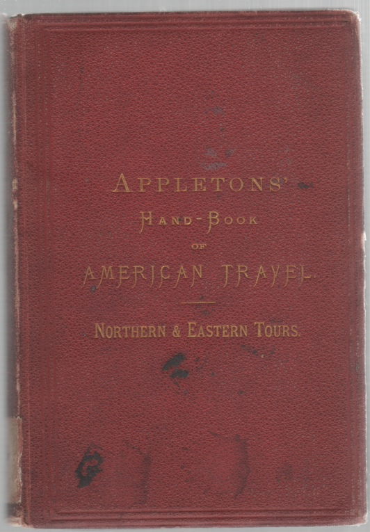 Image for Appleton's Hand-Book of American Travel Northern and Eastern Tour