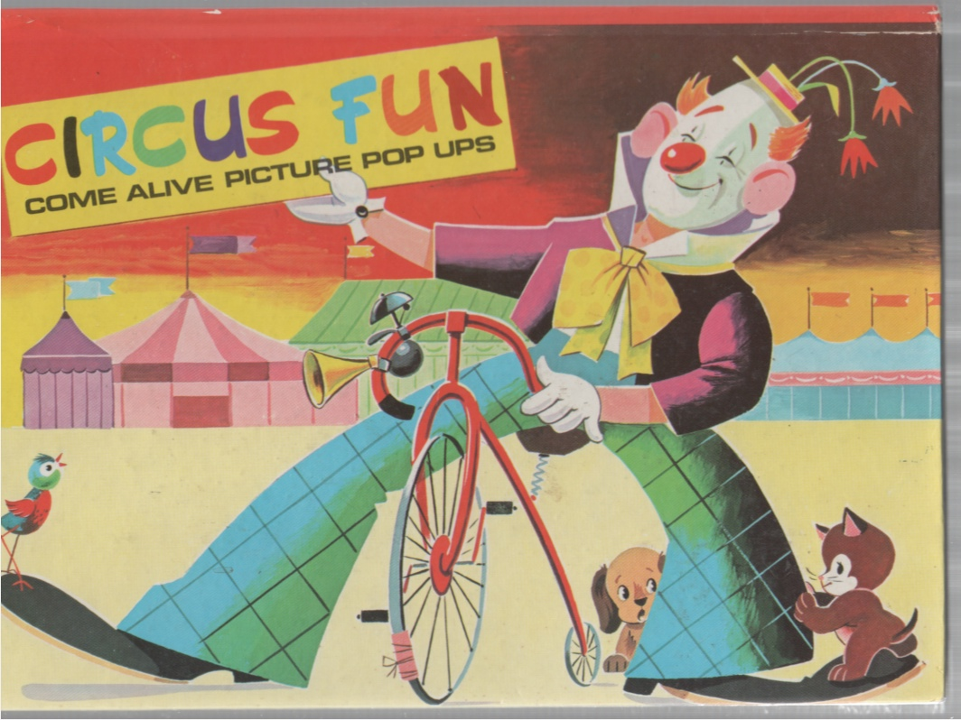 Image for Circus Fun Come Alive Picture Pop-Ups