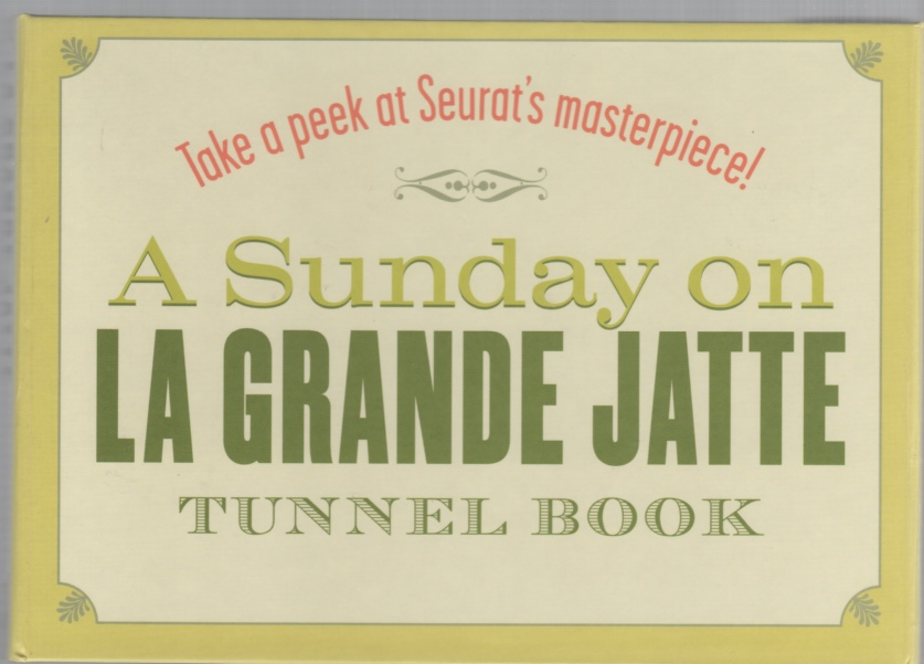 Image for A Sunday on la Grande Jatte Tunnel Book