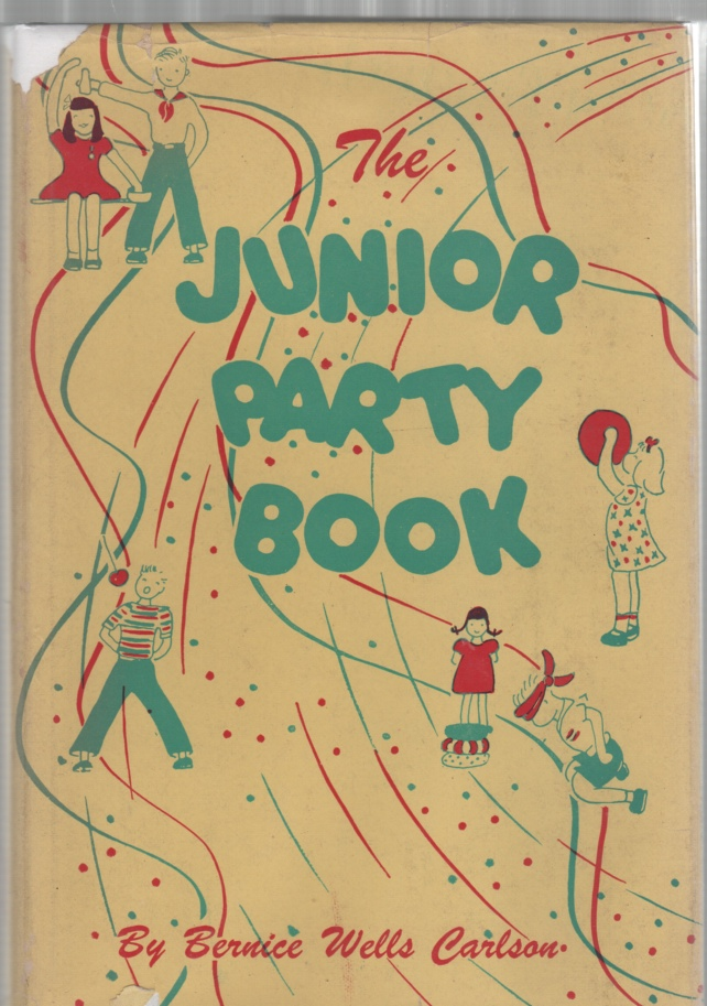 Image for The Junior Party Book
