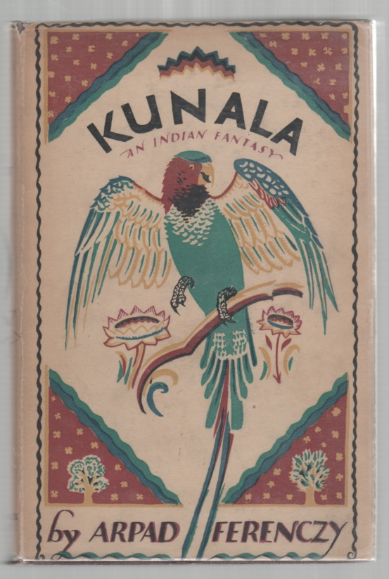 Image for Kunala An Indian Fantasy