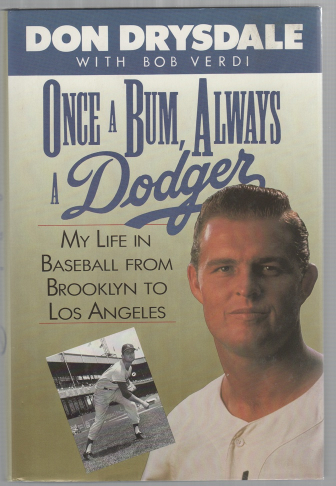 Image for Once a Bum, Always a Dodger