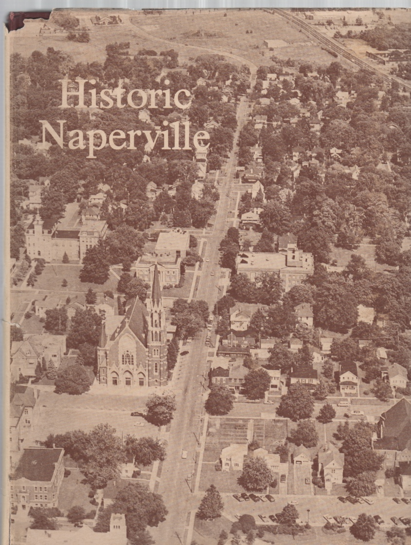 A View of Historic Naperville
