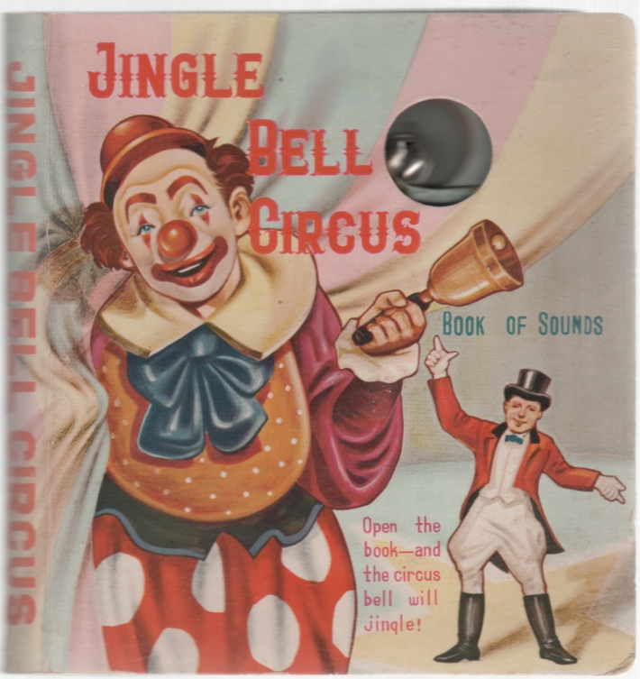 Image for Jingle Bell Circus Book of Sounds