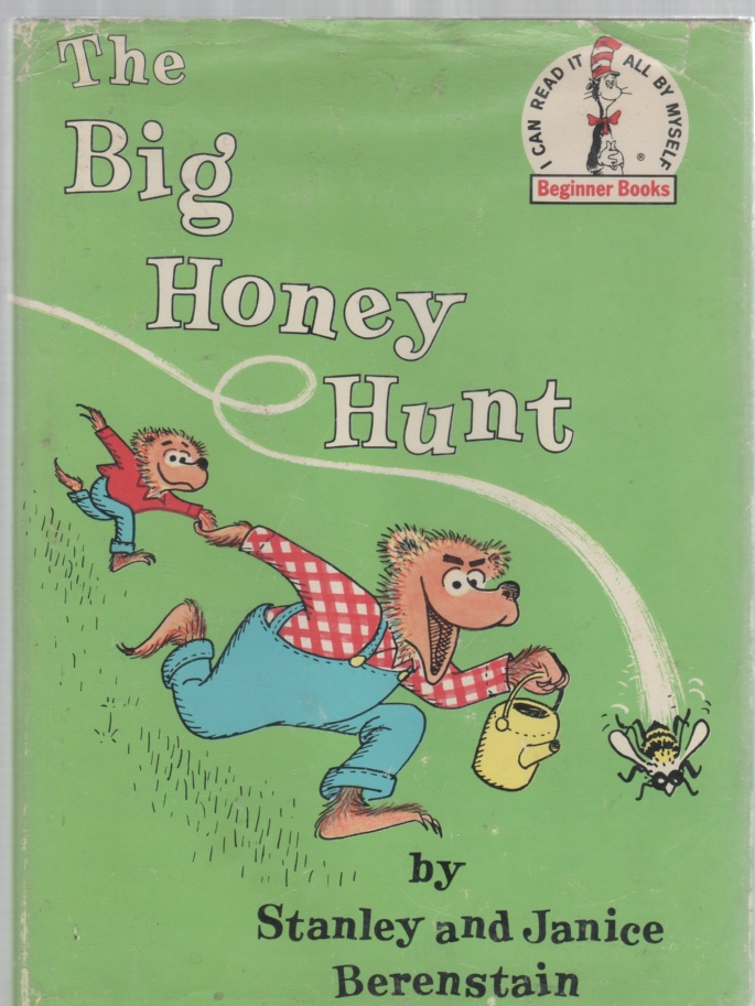 Image for The Big Honey Hunt