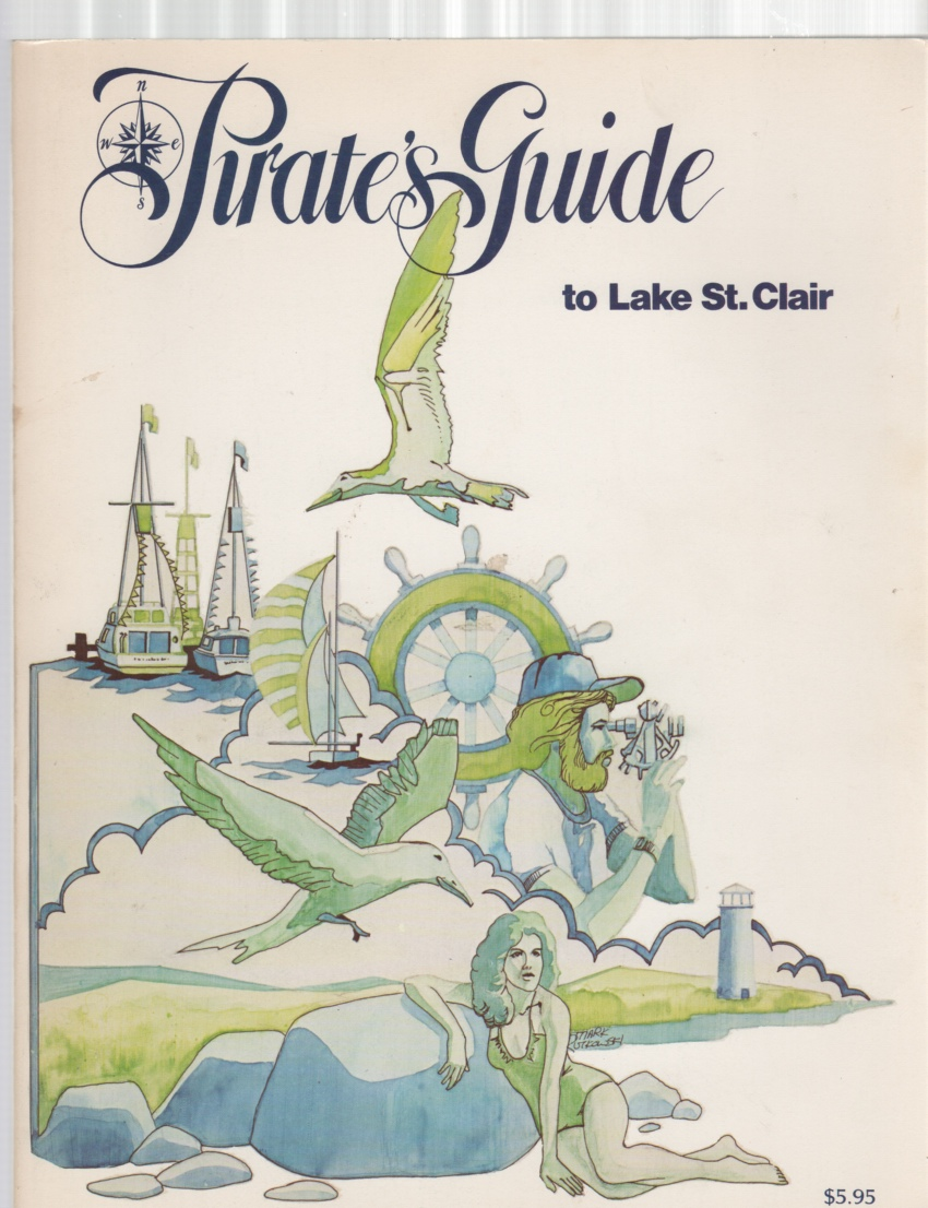 Image for Pirate's Guide to Lake St. Clair A Book of Boating Information