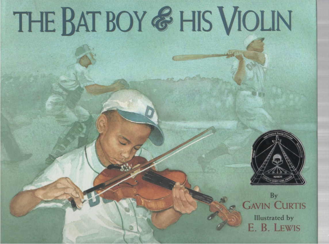 Image for The Bat Boy & His Violin