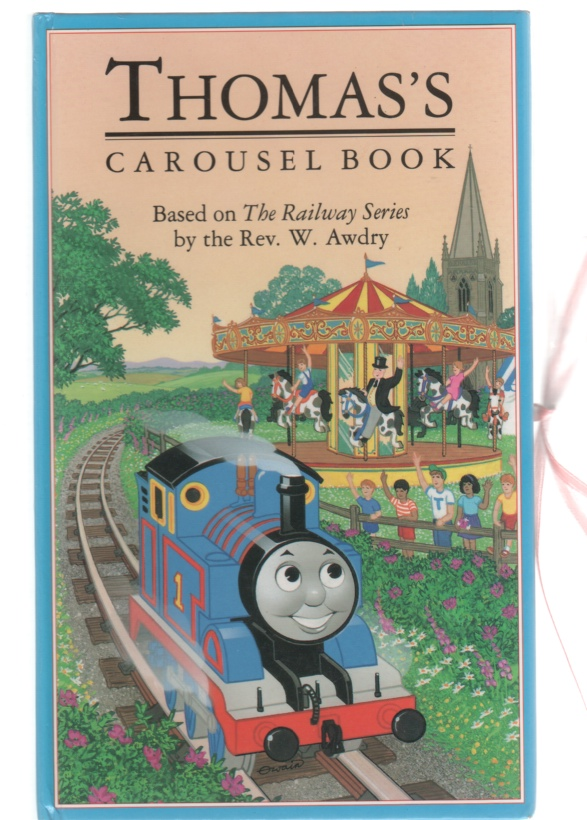 Image for Thomas's Carousel Book
