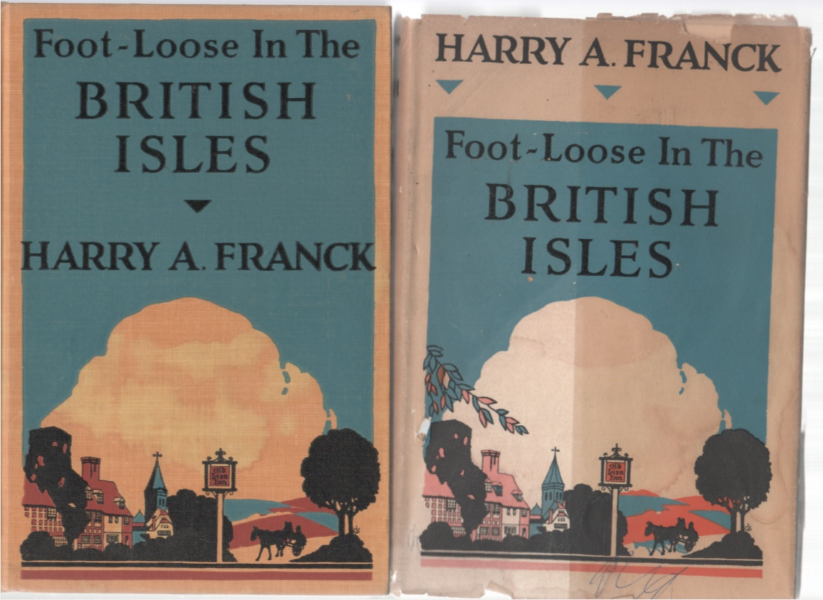 Image for Foot-Loose in the British Isles