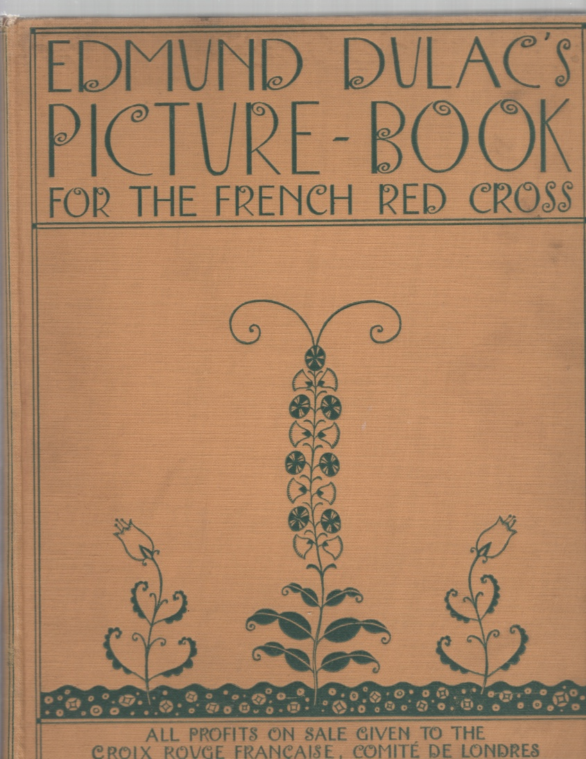 Image for Edmund Dulac's Picture-Book for the French Red Cross