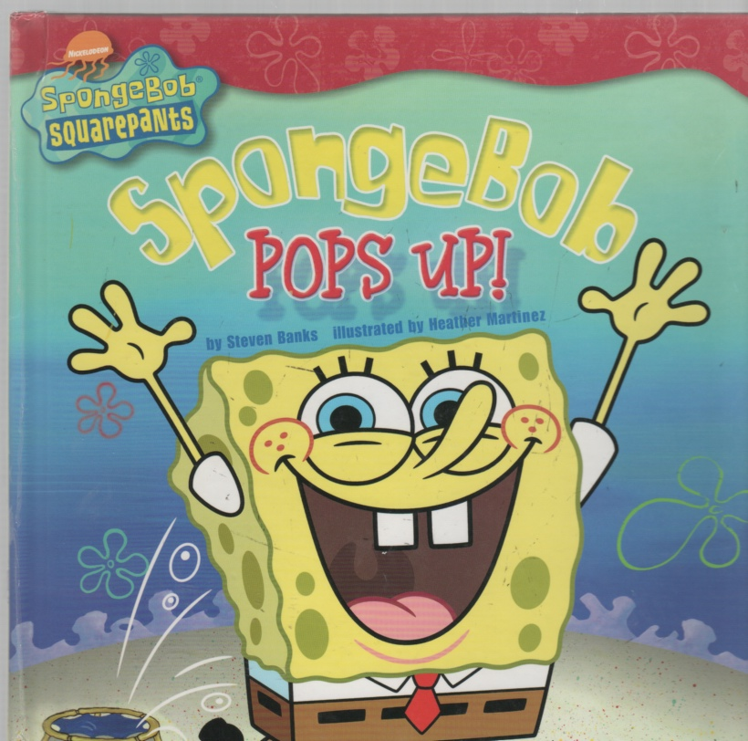 Image for Sponge Bob Pops Up!