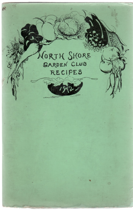 Image for North Shore Garden Club Recipes