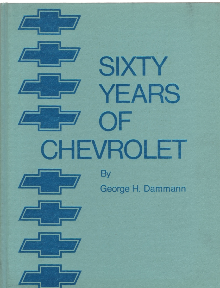 Image for Sixty Years of Chevrolet