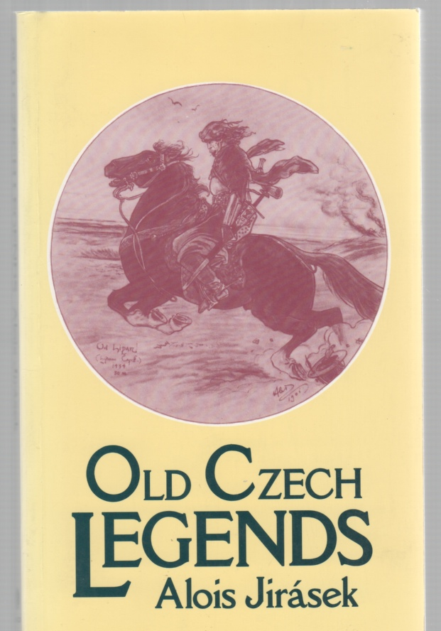 Image for Old Czech Legends