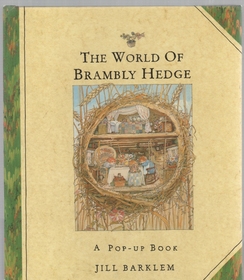 Image for The World of Brambly Hedge A Pop-Up Book
