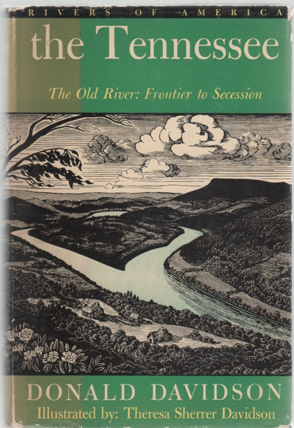 Image for The Tennessee Volume I: The Old River Frontier to Secession