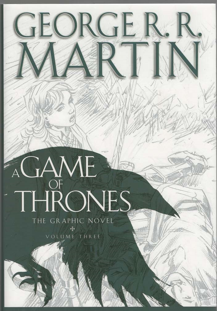 Image for A Game of Thrones The Graphic Novel Volume 3