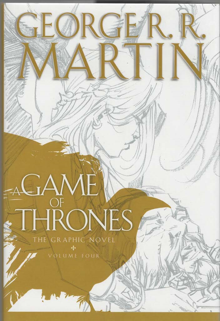 Image for A Game of Thrones The Graphic Novel Volume 4