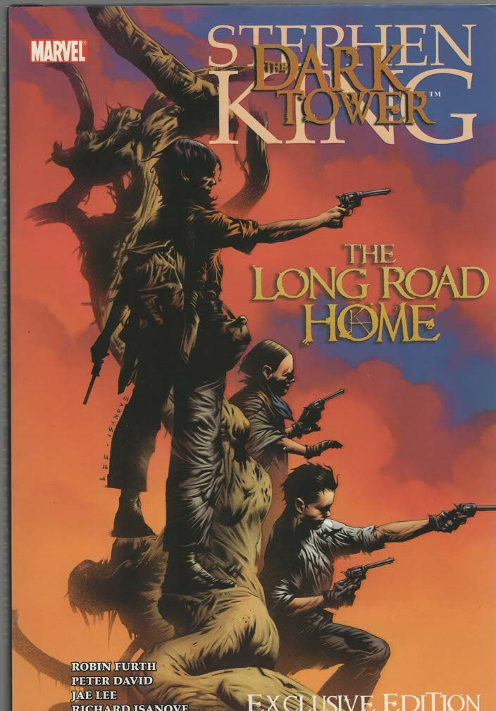 Image for The Dark Tower The Long Road Home