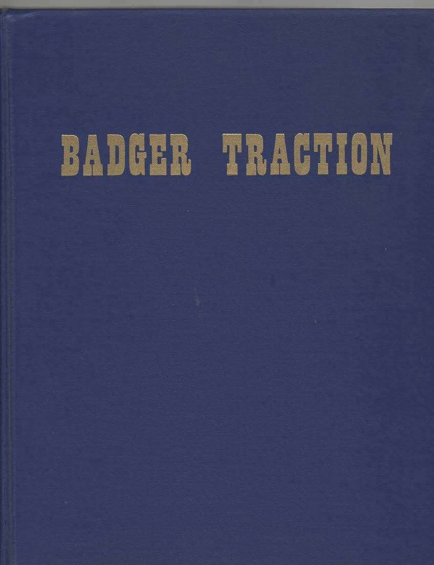 Image for Badger Traction Bulletin 111