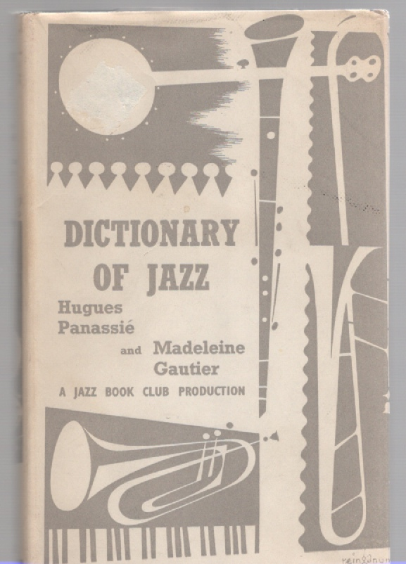 Image for Dictonary of Jazz
