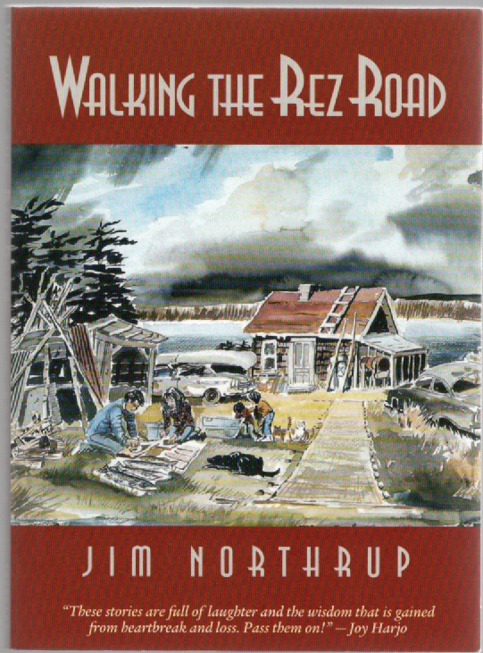 Image for Walking the Rez Road