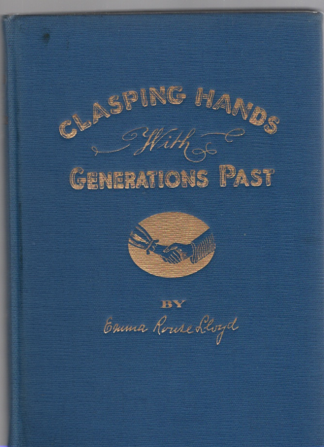 Clasping Hands With Generations Past
