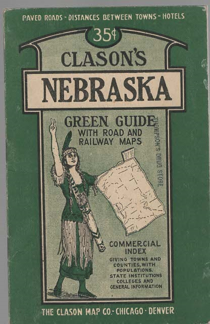 Image for Clason's Nebraska Green Guide