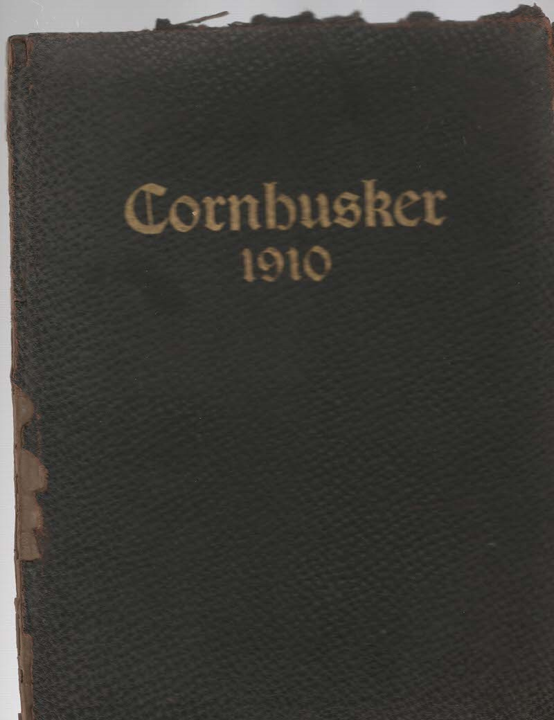 Image for The Cornhusker A Year Book for 1909-10