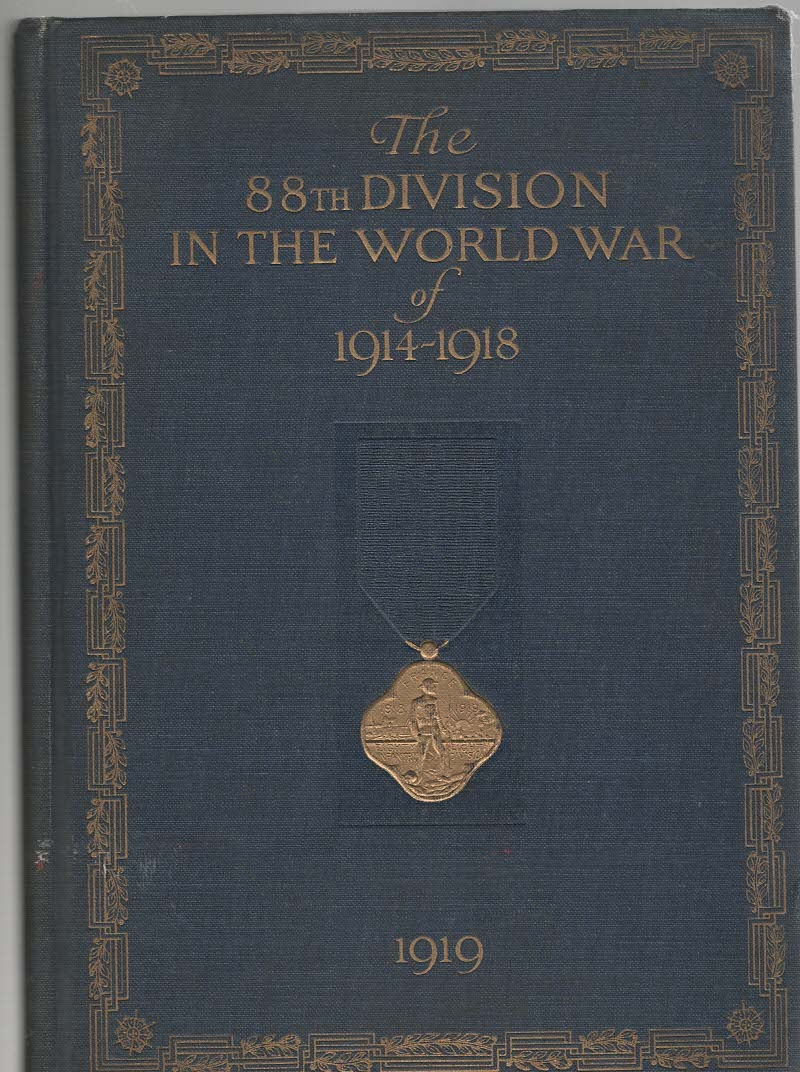 Image for The 88th Division in the World War of 1914-1918