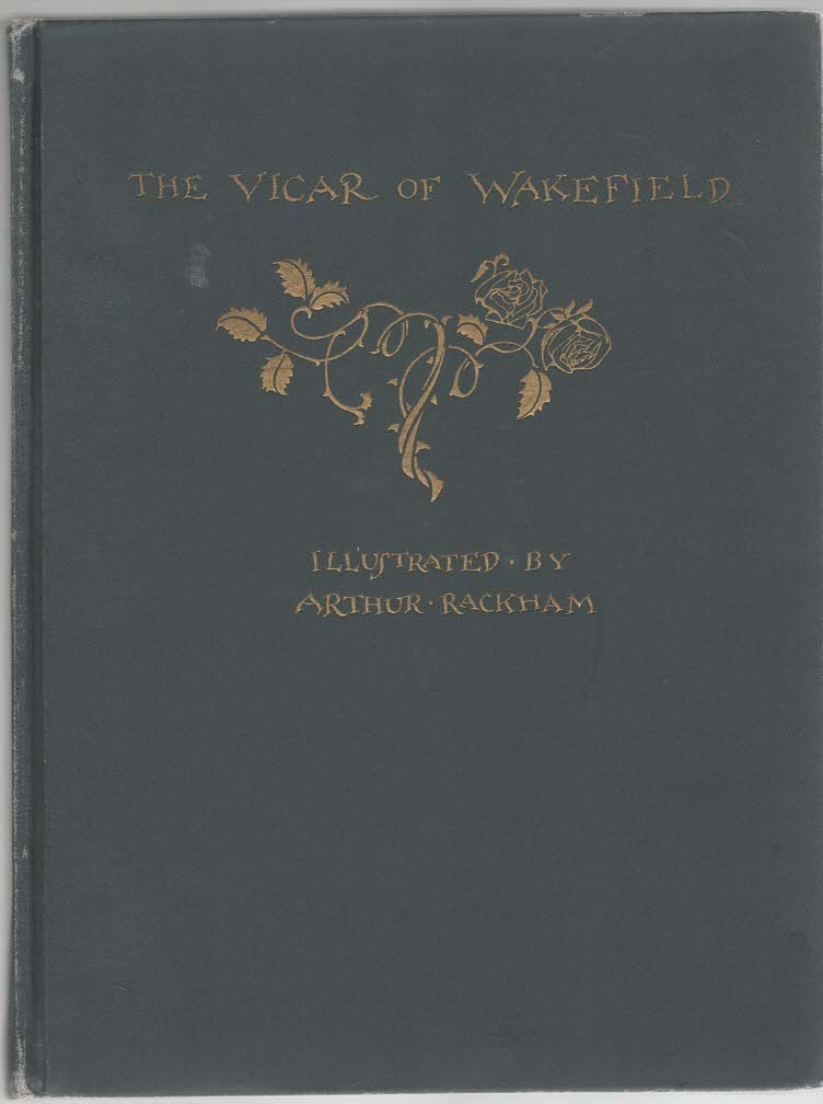 Image for The Vicar of Wakefield