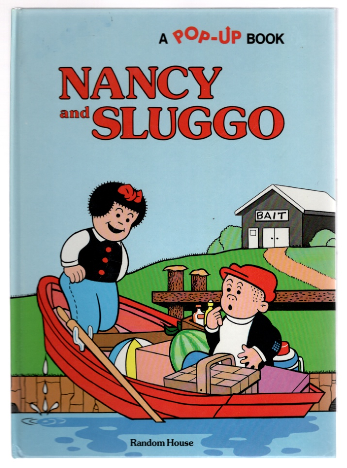 Image for Nancy and Sluggo A Pop-Up Book
