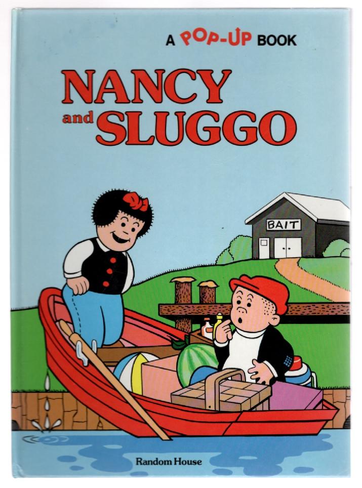 Nancy and Sluggo A Pop-Up Book
