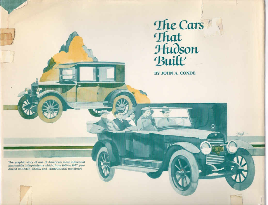Image for The Cars That Hudson Built