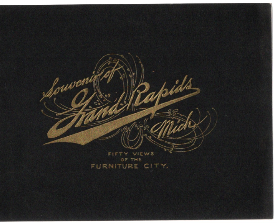 Image for Souvenir of Grand Rapids Mich. Fifty Views of the Furniture City