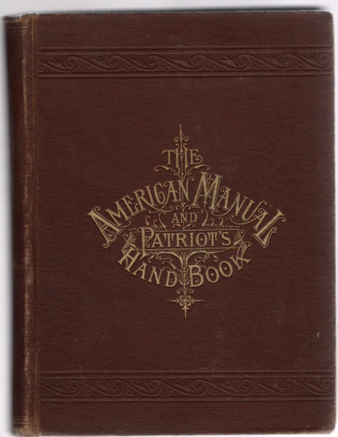 Image for The American Manual and Patriot's Handbook