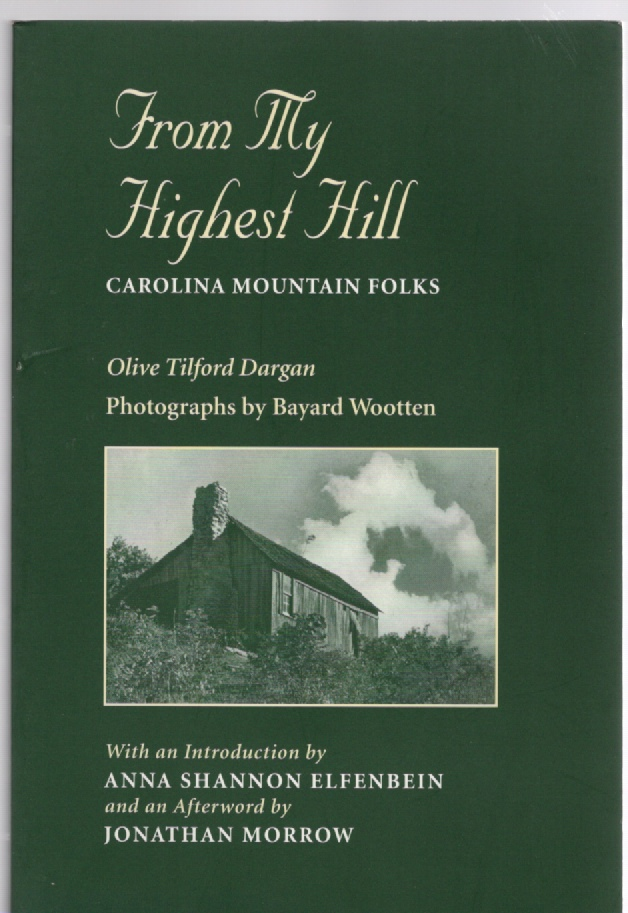 Image for From My Highest Hill Carolina Mountain Folks